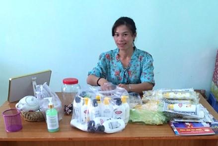 Mặt trận Tổ quốc các cấp tỉnh Đắk Nông vào cuộc, góp sức tuyên truyền phòng, chống dịch bệnh viêm đường hô hấp cấp