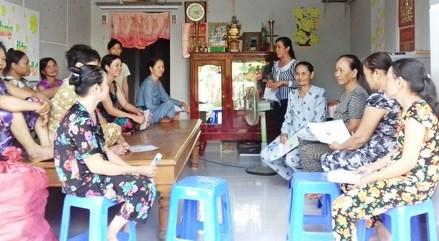 Vĩnh Long: Đổi mới hình thức tuyên truyền, vận động nhân dân