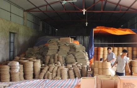 Xã Nga An đẩy mạnh giảm nghèo gắn với xây dựng nông thôn mới