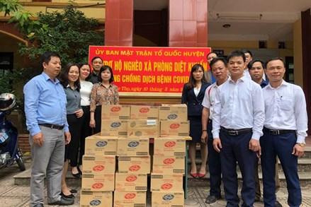 Hà Nội: Ủy ban MTTQ Việt Nam huyện Phúc Thọ tích cực tham gia phòng, chống dịch Covid-19