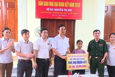 Mặt trận Tổ quốc thành phố Bắc Ninh góp phần xây dựng đô thị văn minh, hiện đại