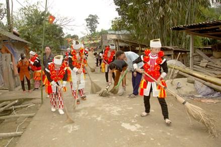 MTTQ huyện Chiêm Hóa phát huy hiệu quả các mô hình tự quản khu dân cư