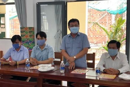Ủy ban MTTQ tỉnh Tây Ninh: Tuyên truyền phòng chống dịch Covid-19 tại các giáo xứ
