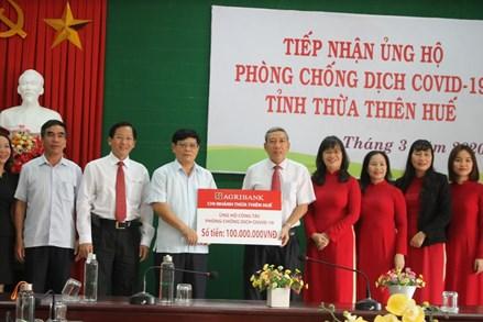 Thừa Thiên - Huế: Gần 400 triệu ủng hộ phòng chống dịch Covid-19