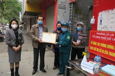 Ủy ban MTTQ Việt Nam thành phố Hải Phòng tặng Bằng khen 14 tập thể, 18 cá nhân