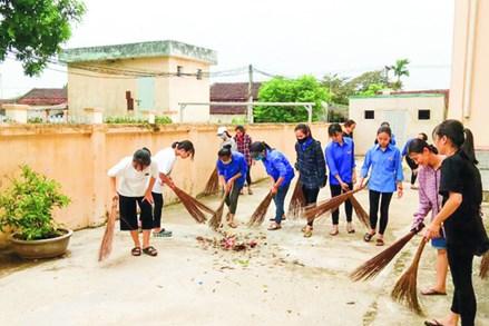 Nâng cao ý thức người dân trong công tác bảo vệ môi trường
