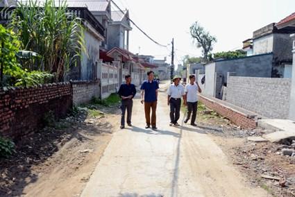 Yên Mô (Ninh bình): Thực hiện tốt quy chế dân chủ ở xã, thị trấn, tạo đồng thuận trong nhân dân