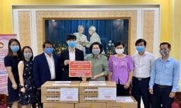 TP Hồ Chí Minh: 176 tỷ đồng hỗ trợ phòng, chống dịch Covid-19 và đồng bào bị hạn mặn