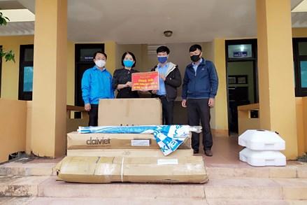 Ủy ban MTTQVN huyện Quảng Ninh (Quảng Bình): Chăm lo tốt công tác an sinh xã hội