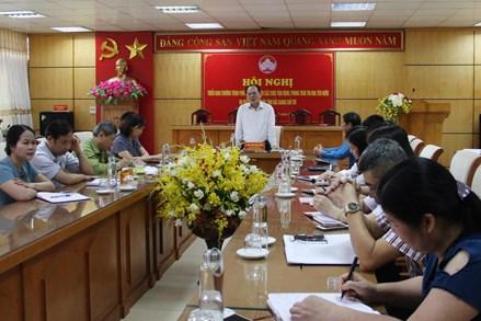 Bắc Giang: Triển khai Chương trình phối hợp giai đoạn 2020 - 2025