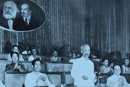 Người sáng lập, xây dựng và rèn luyện Đảng Cộng sản Việt Nam