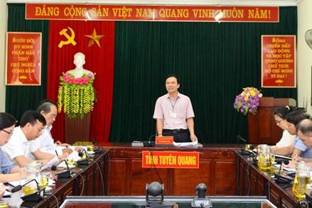 Đánh giá tình hình vận động, quản lý và sử dụng Quỹ vì người nghèo tỉnh Tuyên Quang