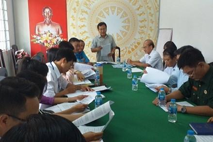 MTTQ tỉnh Tây Ninh giám sát thực hiện các chính sách hỗ trợ người dân gặp khó khăn do đại dịch Covid- 19