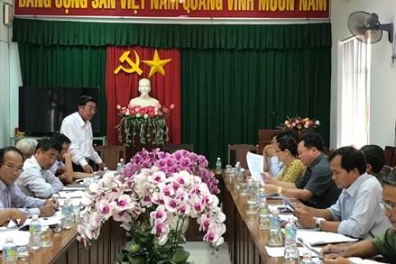 Mặt trận Tổ quốc tỉnh Bình Định: Kiểm tra công tác giám sát thực hiện chính sách hỗ trợ người dân ảnh hưởng do dịch Covid -19
