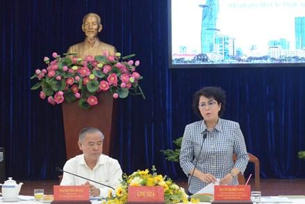 Xây dựng TP Hồ Chí Minh theo hướng thông minh, phát triển nhanh, bền vững