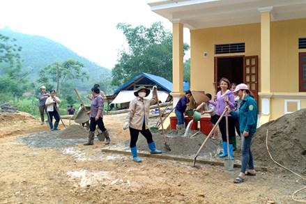 MTTQ các cấp tỉnh Tuyên Quang tích cực tham gia chuẩn bị đại hội Đảng