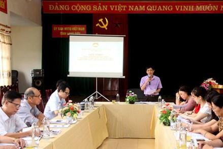 Mặt trận Tổ quốc (MTTQ) tỉnh Lạng Sơn: Lấy ý kiến vào dự thảo chương trình phát triển đô thị tỉnh Lạng Sơn