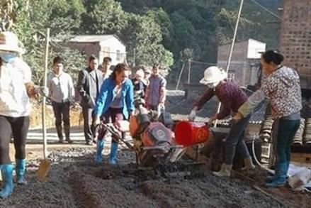 Phát huy vai trò giám sát của người dân trong xây dựng nông thôn mới