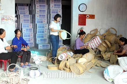 Mặt trận Tổ quốc các cấp tỉnh Nam Định chăm lo cho người nghèo