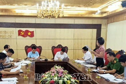 Hưng Yên: Phát huy vai trò MTTQ trong thực hiện giám sát và phản biện xã hội