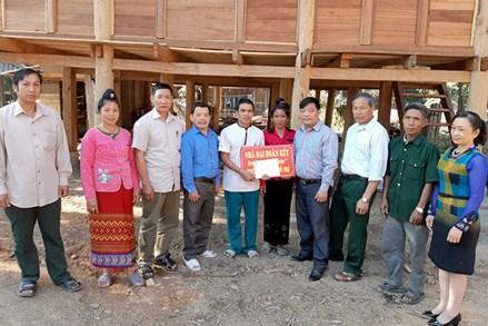 Mặt trận Tổ quốc huyện Mường Chà, tỉnh Điện Biên tham gia xây dựng Đảng, chính quyền