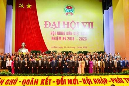 Đề cương tuyên truyền 90 năm ngày thành lập Hội Nông dân Việt Nam