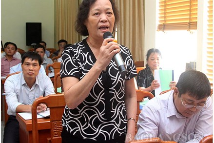 Ủy ban Mặt trận Tổ quốc các cấp  tỉnh Lạng Sơn: Nâng cao chất lượng công tác phản biện xã hội