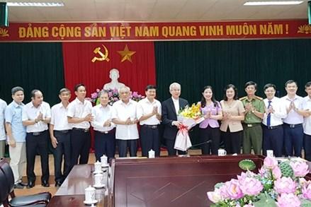 Thanh Hóa: Gặp mặt Đoàn đại biểu dự Hội nghị 'Biểu dương người tốt, việc tốt trong đồng bào Công giáo' lần thứ V