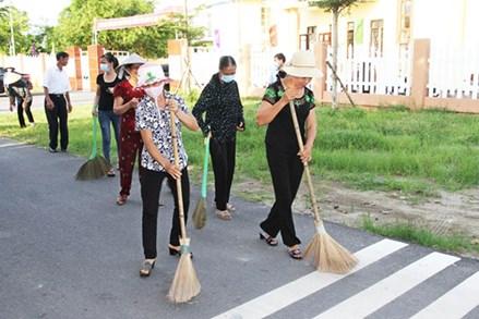 Bắc Ninh:Triển khai mô hình khu dân cư bảo vệ môi trường, đảm bảo vệ sinh an toàn thực phẩm
