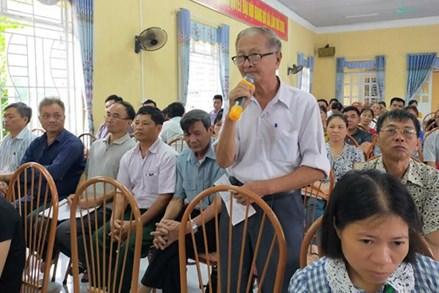 Mặt trận Tổ quốc các cấp huyện Trấn Yên phát huy vai trò giám sát và phản biện xã hội
