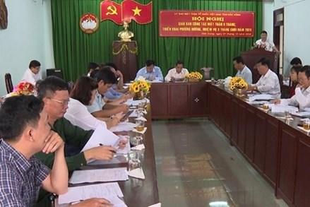 Ủy ban MTTQ tỉnh Đăk Nông: Tập trung thực hiện các các chương trình hướng đến người nghèo