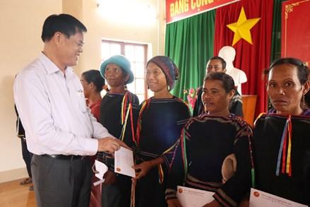 Phú Yên: Các khu dân cư tưng bừng tổ chức Ngày hội Đại đoàn kết toàn dân tộc