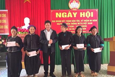 Hà Giang: Các địa phương tổ chức Ngày hội đại đoàn kết toàn dân tộc