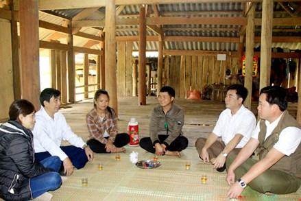 """Những ngôi nhà mang tên """"Đại đoàn kết"""" ở Hà Giang"""