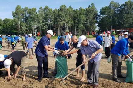 MTTQ các cấp tỉnh Thanh Hóa tích cực tham gia BVMT