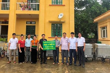 MTTQ các cấp tỉnh Yên Bái tích cực tham gia bảo vệ môi trường