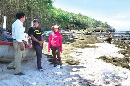 Mặt trận Tổ quốc tỉnh Quảng Ngãi tham gia bảo vệ môi trường