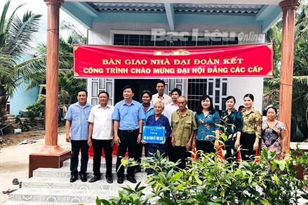 Ủy ban MTTQ Việt Nam huyện Vĩnh Lợi (Bạc Liêu): Thực hiện hiệu quả phong trào thi đua đoàn kết, sáng tạo