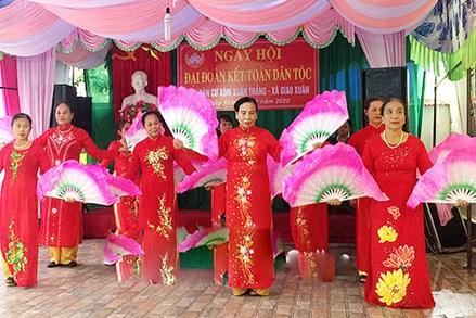 Nam Định: Phát huy vai trò của các ban công tác Mặt trận cơ sở