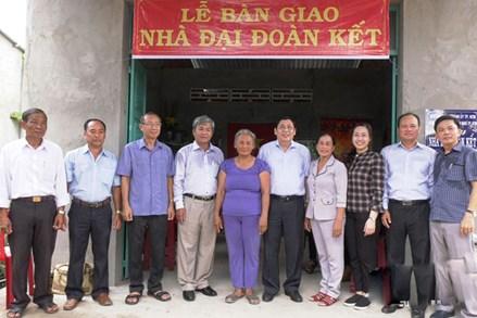 Huyện Cai Lậy (Tiền Giang): Hơn 15 tỷ đồng thực hiện các chương trình an sinh xã hội