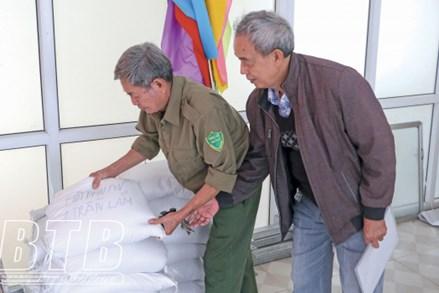 MTTQ phường Trần Lãm: Chung tay vì người nghèo