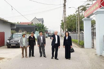 Phát huy vai trò những điển hình tiên tiến thực hiện phong trào thi đua yêu nước trong đồng bào công giáo tỉnh Thanh Hóa
