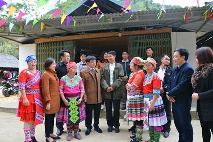 MTTQ tỉnh Tuyên Quang tích cực tham gia xây dựng Đảng, chính quyền