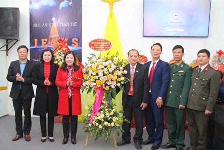Chủ tịch Ủy ban MTTQ tỉnh Thanh Hóa thăm, chúc mừng Giáng sinh Chi hội Tin lành Thanh Hóa