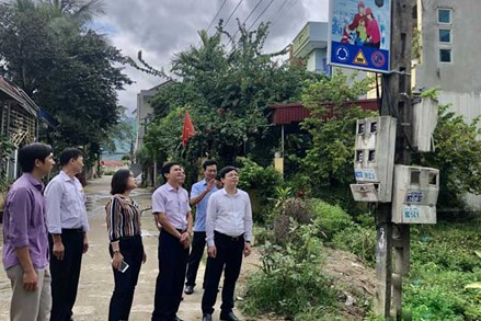 """MTTQ huyện Cẩm Thủy với cuộc vận động """"Toàn dân đoàn kết xây dựng nông thôn mới, đô thị văn minh"""""""
