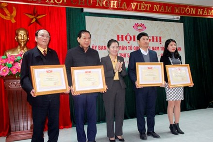 Nghệ An: Vận động gần 450 tỷ đồng cho công tác an sinh xã hội