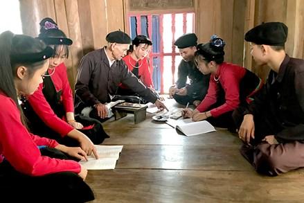 Sơn Dương xây dựng khối đại đoàn kết vững mạnh