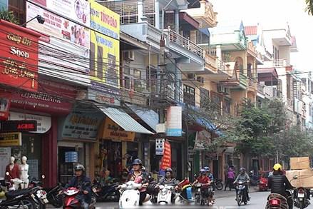 Mặt trận Tổ quốc thành phố Nam Định tham gia xây dựng đô thị văn minh