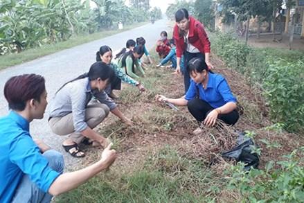 Tam Nông (Đồng Tháp): Các tôn giáo tham gia bảo vệ môi trường