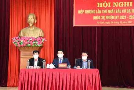 Ủy ban MTTQ tỉnh Hà Tĩnh tổ chức Hội nghị hiệp thương lần thứ nhất